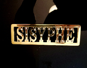 rhinestone gold name belt buckle