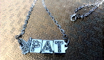 name plate necklace wholesale