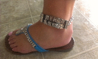 personalized anklet wholesale
