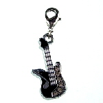 guitar clip on charm